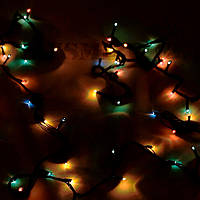 Новогодняя гирлянда 100 Rice light, 8 режимов свечения