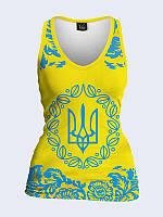Майка Украина Герб