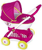 Детская коляска с люлькой для куклы Smoby Маша и Медведь 254101