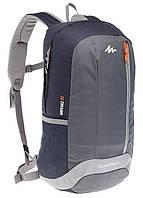 Практичный рюкзак городской, на каждый день Quechua ARPENAZ 20 л. 606224 серый