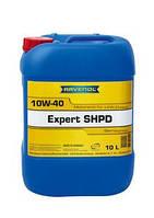 Масло моторное RAVENOL Expert SHPD 10W-40 10л