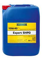 Масло моторное RAVENOL Expert SHPD 10W-40 20л