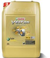 Моторное масло Castrol Vecton Fuel Saver E7 5W-30 20л