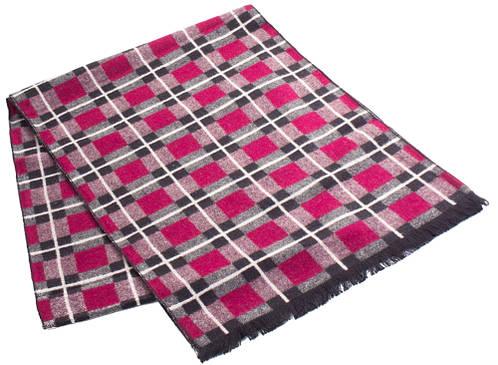 Оригинальны разноцветный мужской шерстяной шарф 175 на 30,5 см ETERNO (ЭТЭРНО) ES1405-12-24