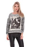 Оригинальный женский свитер, фото 1