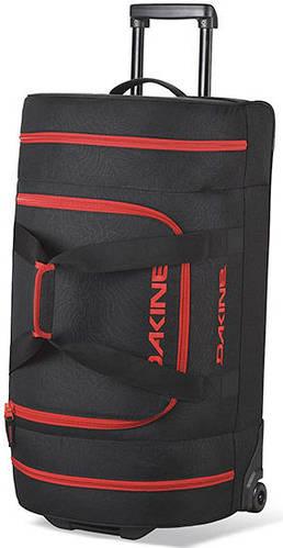 Дорожная сумка на колесах Dakine Duffle Roller 90L Phoenix 610934904246 черный
