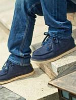 Ботинки UGG boots Neumel Blue Дэвид Бэкгхэм Оригинал Угги мужские