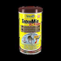 Корм для аквариумных рыб Tetra MIN XL FLAKES 10 л / 2,1 кг большие хлопья для всех видов тропических рыб