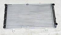 Радиатор водяного охлаждения ВАЗ 2170 ПРИОРА (пр-во ДААЗ)