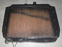 Радиатор водяного охлаждения ЗИЛ 130, 131 (4-х рядный) (пр-во ШААЗ)