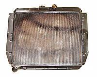 Радиатор водяного охлаждения ЗИЛ 130, 131 (4-х рядный) (пр-во Бишкек