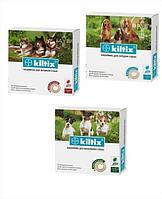 Ошейник Килтикс от блох и клещей для средних пород собак —  Bayer