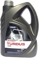 Моторное масло Lotos Turdus SHPD CH-4 15W-40 5л