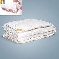 Пуховое 155х215 одеяло Penelope PLATIN в жаккардовом чехле