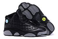 Мужские баскетбольные кроссовки Jordan Retro 13 DOERNBECHER BLACK/GREY