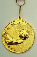 Медаль MD 57 gold с лентой