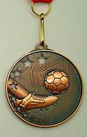 Медаль MD 57 bronze с лентой