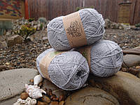 Пряжа для вязания ВИВЧАРЫ (Полушерсть)