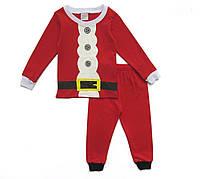 "Пижама ""Санта"" для мальчика. 90, 95, 110, 120, 130 см"