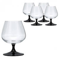 Набор бокалов для коньяка Domino 410 мл 4 шт Luminarc J3030