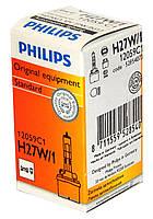 """Автомобильная галогеновая лампа """"PHILIPS"""" (H27/1)(12V)(27W)"""