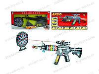 Детское оружие Игрушки для малышей Детский автомат AK-59B с мишенью Лучший подарок