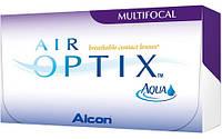 Контактные линзы Air Optix Aqua Multifocal (4 линзы)