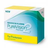 Контактные линзы PureVision 2 Multi-Focal