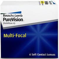 Контактные линзы PureVision Multifocal