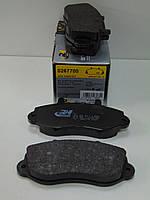 Колодки тормозные передние R15 Renault Master / Movano 98> (Road House 2677.00)