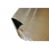 Шумоизоляция Виброфильтр Smart Plast d2-2,0мм (0,6м х 0,5м)