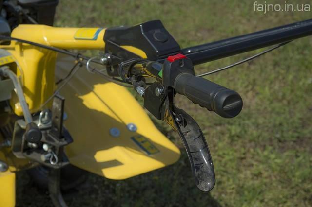 Руль мотоблока Садко М-500