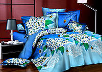 Полуторный комплект постельного белья Ранфорс