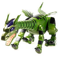 Робот Дракон/ Динозавр интерактивный на голосовом и радиоуправлении