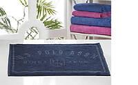 Набор: полотенца 4шт. + коврик для ванной U.S. Polo Assn BRADENTON розовый/голубой