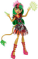 Кукла  Монстер Хай Джинафаер Лонг Монстро-цирк, Monster High Freak du Chic Jinafire Long