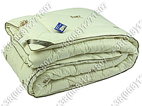 Одеяло из шерсти 140х205 зимнее бязь SHEEP