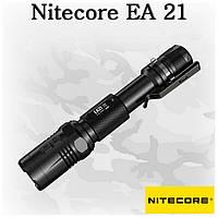 Фонарь Nitecore EA 21, водонепроницаемый, противоударный, 7 режимов работы