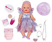 Кукла Zapf Baby Born Феечка 43 см с чипом и аксессуарами