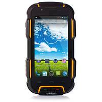 Защищенный смартфон Sigma Х-treme PQ23 black-orange. Новый.