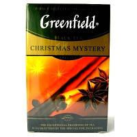 Чай черный Greenfield Christmas Mystery 100 г.