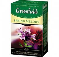 Чай черный Greenfield Spring Melody 100 г.