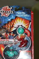 Игрушка Bakugan - стартовый набор 3 в 1 (original)