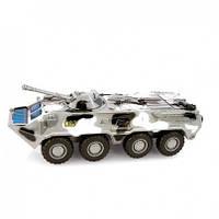 Военная машина  БТР на батарейке, звук, свет