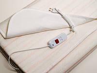 Электропростынь односпальная Melsan Comfort MP103 01 80х150 cм; 60W; ворсистая поверхность, Турция