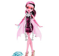 Кукла Monster High Haunted Getting Ghostly Draculaura Doll