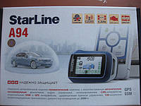 Диалоговая автосигнализация Starline A94 (Старлайн)