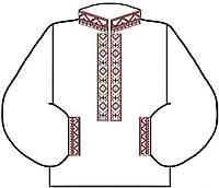 Детские заготовки для вышиванок крестом для мальчика 2-5 лет