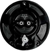 Топливная горловина мотоцикла Vortex V3 черная