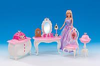 "Мебель для кукол ""Комната принцессы"""" 1208 Gloria"